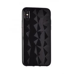 Xiaomi Redmi 5 Diamond Θήκη TPU Σιλικόνης Slim Silicone Case Black