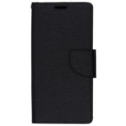 Samsung Galaxy S7 Θήκη Βιβλίο Μαύρο Fancy Book Case Telone Black