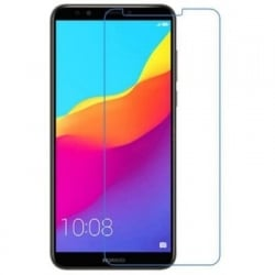 Huawei Y7 Prime 2018 Προστατευτικό Τζαμάκι Tempered Glass