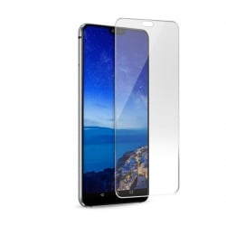 Huawei P20 Lite Full Glue 5D Full Screen Διαφανές Προστατευτικό Τζαμάκι Tempered Glass Super Clear