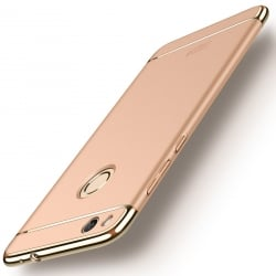 iPhone 6 Plus / 6s Plus Mofi Ultra-Thin Electroplating Side Protective Σκληρή Θήκη Χρυσή Με Περίγραμμα Χρυσό Hard Case Gold