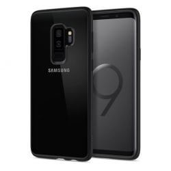 Spigen Ultra Hybrid Case for Samsung Galaxy S9 Plus - Matte Black