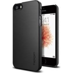 Spigen iPhone 5 / 5s / SE Thin Fit Black 041CS20168