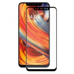 Xiaomi Mi 8 ENKAY 3D 0.20mm Soft Edge Anti-peeping Τζαμάκι Μαύρο Tempered Glass