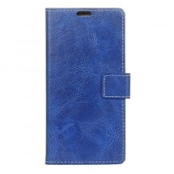 Xiaomi Black Shark Θήκη Βιβλίο Μπλε Retro Crazy Horse Texture Horizontal Flip Leather Case with Holder & Card Blue