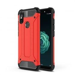 Xiaomi Mi A2 / Mi 6X Θήκη Tough Armor Κόκκινη Case Red