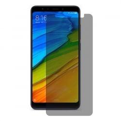 Xiaomi Redmi Note 5 / Note 5 Pro Φιμέ ENKAY 2.5D Privacy Anti-glare Προστατευτικό Τζαμάκι Μαύρο 9H