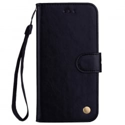 Xiaomi Mi 5X / Mi A1 Δερμάτινη Θήκη Βιβλίο Μαύρη Business Style Flip Leather Book Case Black