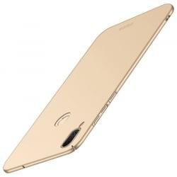 Honor 8X MOFI Shield Super Slim Σκληρή Θήκη Χρυσή Hard Case Gold