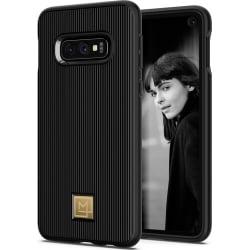 Θήκη Spigen La Manon Classy Back Cover Black For Samsung Galaxy S10e 609CS25856