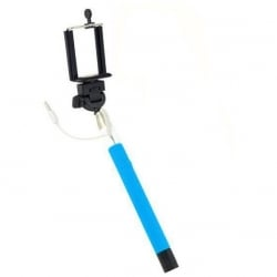 Monopod Selfie Stick Element Blue / Μπλε
