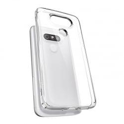 LG G5 Διάφανη Θήκη Σιλικόνης Ultra Slim 0,3mm Transparent