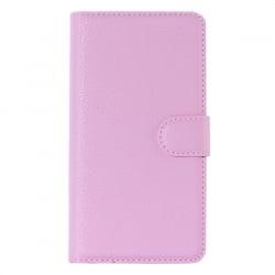 Doogee X5 / X5 Pro Θήκη Βιβλίο Book Case Pink / Ροζ