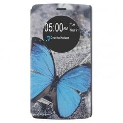 LG G4 Θήκη Βιβλίο Μαγική Πεταλούδα Book Case