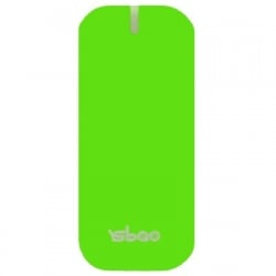 Power Bank 5600 mAh Yisuibao green