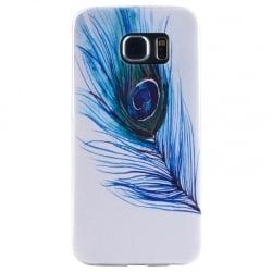 Samsung Galaxy S6 Edge Plus Θήκη Σιλικόνης Η Ζωή Είναι Ωραία Silicone Case