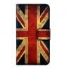 Samsung Galaxy J3 / J3 2016 Θήκη Βιβλίο Η Σημαία Της Αγγλίας Book Case