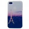 iPhone 4 / 4s Θήκη Σιλικόνης Γεια, Παρίσι Silicone Case
