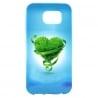 Samsung Galaxy S7 Θήκη Σιλικόνης Όμορφο Δέντρο Silicone Case